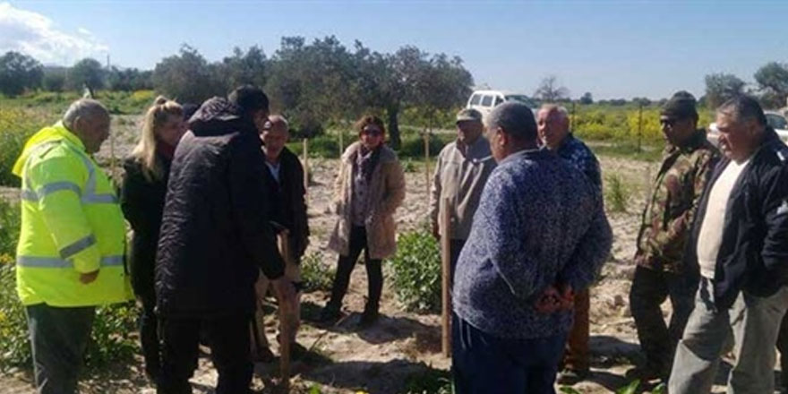 Tarım Dairesi Pınarbaşı'nda bilgilendirme yapacak