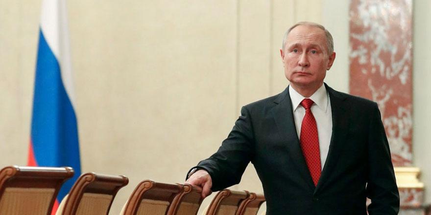 Kremlin: Putin, Berlin'deki Libya barış konferansına katılacak