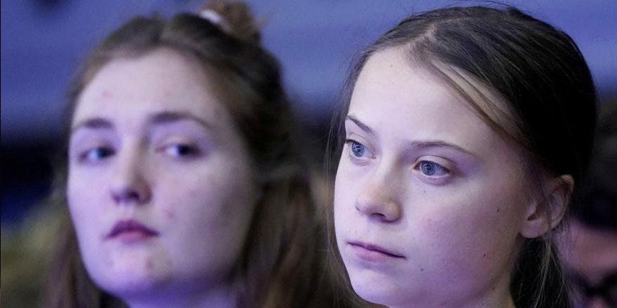Trump'tan Greta'ya esprili taş