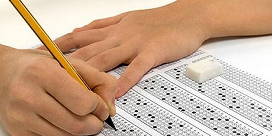 Kolej giriş sınavı birinci basamağı cumartesi günü gerçekleştiriliyor