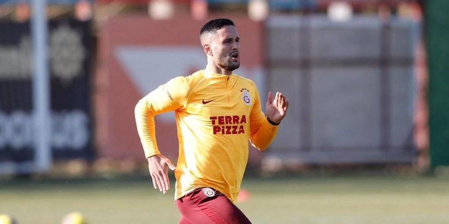 Galatasaray'da Florin Andone geri döndü