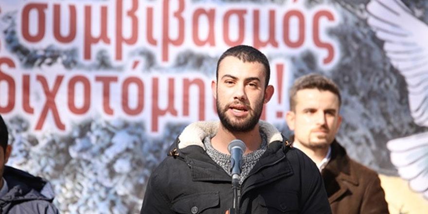"""""""Kıbrıs'ta barış ve yeniden birleşme"""" çağrısı"""
