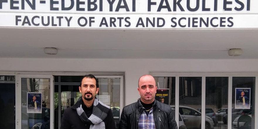 """Yakın Doğu Üniversitesi Öğretim Üyeleri """"Destanlarda ve Romanlarda Türk Erkek Yapısını"""" İnceledi…"""