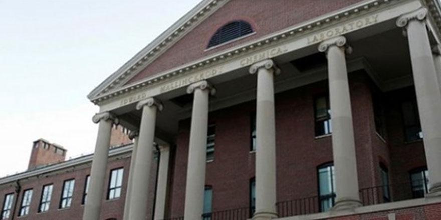 """Harvard ve Yale üniversitelerine """"Gizli fon"""" soruşturması"""