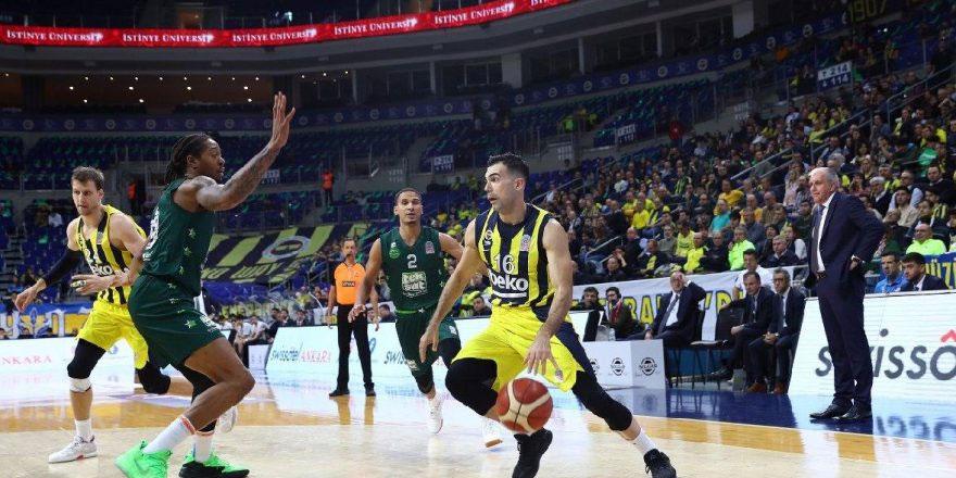 Fenerbahçe Beko 100-70 Teksüt Bandırma