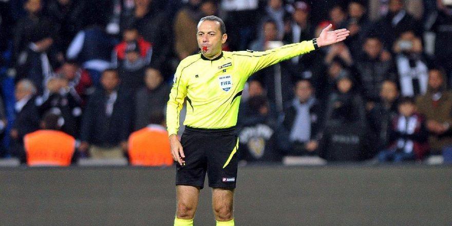 Cüneyt Çakır, Şampiyonlar Ligi'nde Tottenham-Leipzig maçını yönetecek