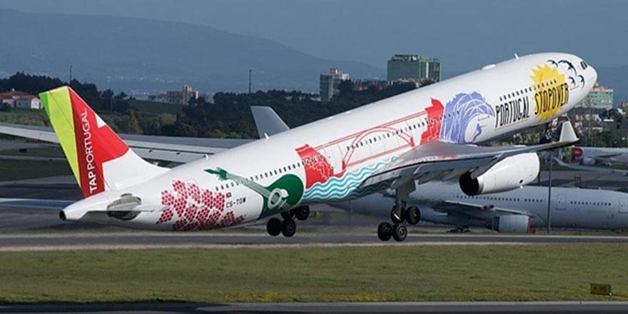 Venezuela, Portekizli tap Air'in ülkeye uçuşlarını 90 gün süreyle durdurdu