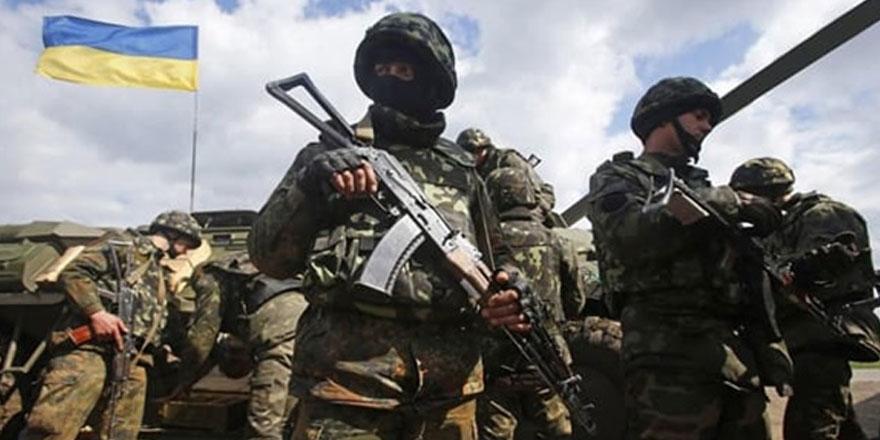 Rus silahlı unsurlarının Donbas'ta saldırı düzenlediği iddia edildi