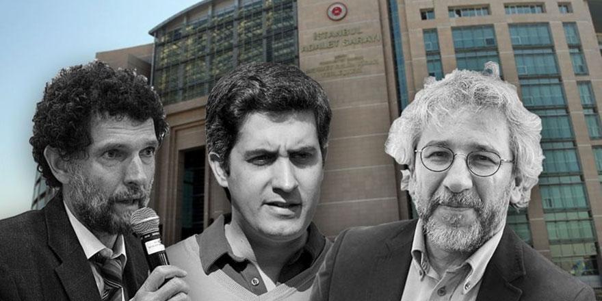 Gezi davasında karar: Tüm sanıklar beraat etti, tek tutuklu sanık Kavala tahliye olacak