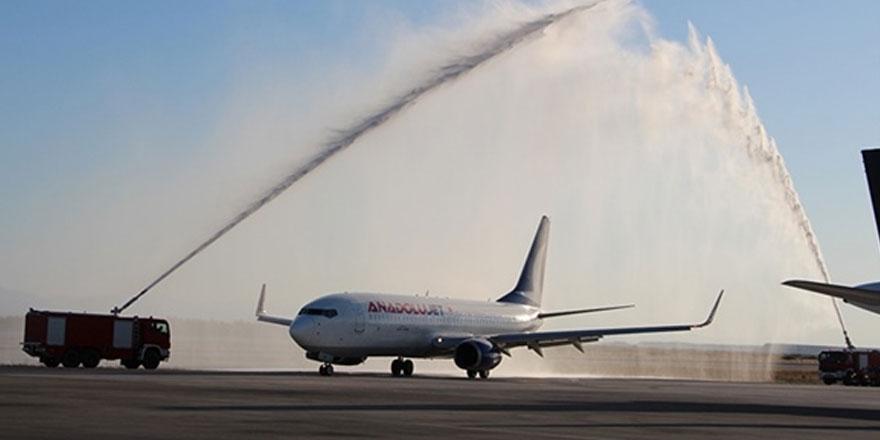Anadolu jet'in 1 dolar+vergiler olarak duyurduğu kampanyaya, Ercan havalimanı da dahil edildi