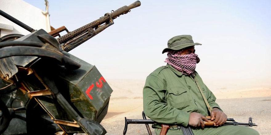 Libya'ya silah gönderen ülkelere yaptırım tehdidi