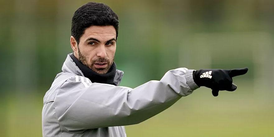 Arsenal Teknik Direktörü Mikel Arteta koronavirüse yakalandı