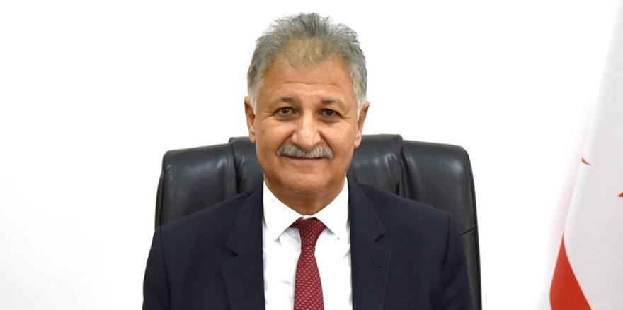 Pilli, Prof. DR. Tatlıcıoğlu için taziye mesajı yayımladı