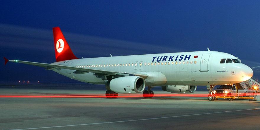 THY, 1 Mayıs'a kadar dış hat uçuşlarını durdurdu