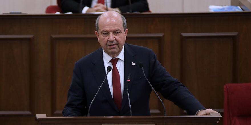 Tatar: Sayın Akıncı da artık federasyon bitti demişti