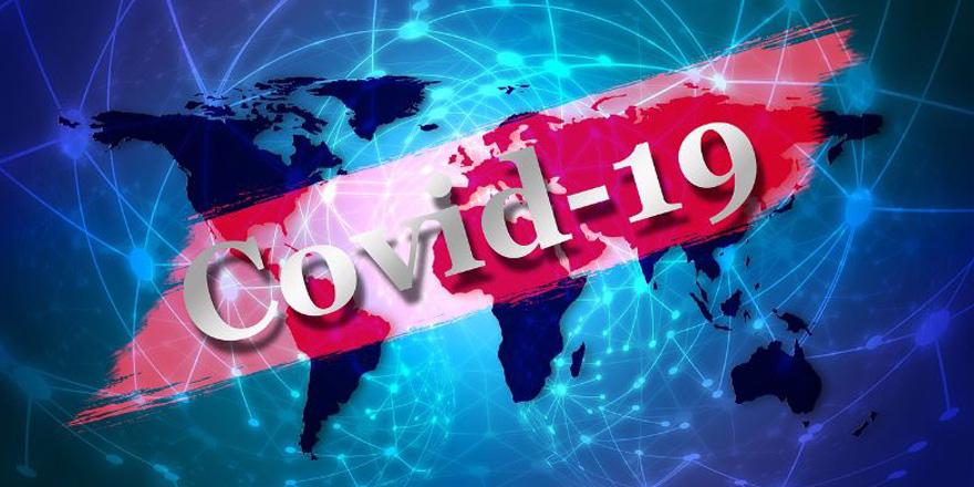 Pandemi Hastenesinde çalışan bir işçinin covid19 testinin pozitif çıktı