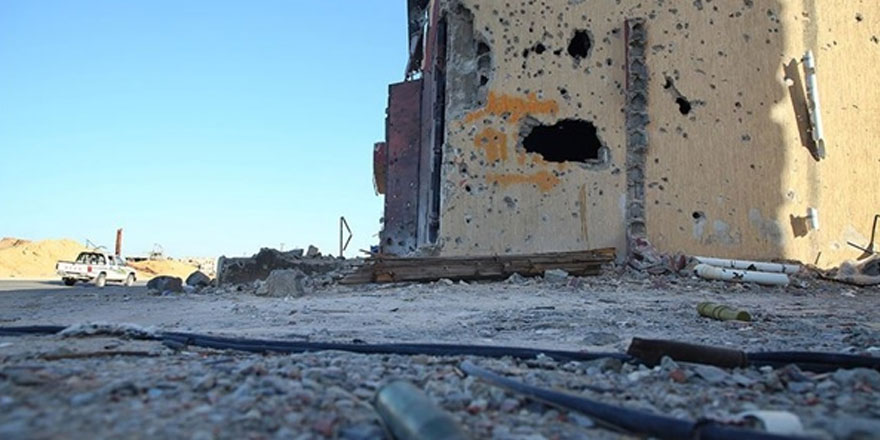 """BM: """"Libyalı taraflar kalıcı ateşkes için anlaşmaya vardı"""""""