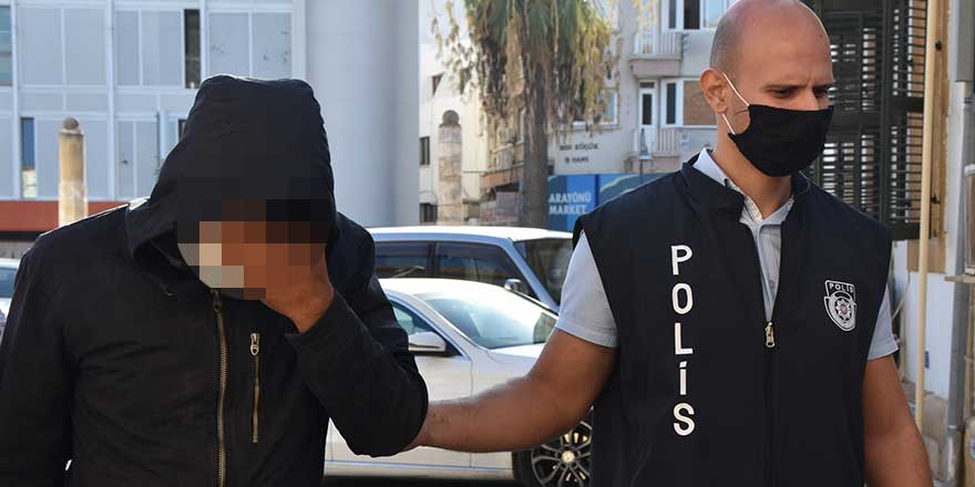 Elli bin TL çalmakla suçlanıyor