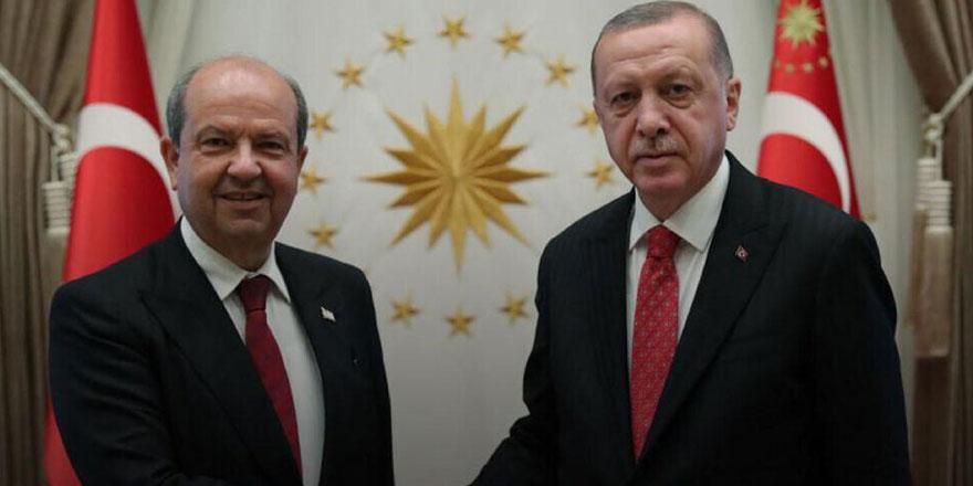 Cumhurbaşkanı Tatar, Erdoğan ile görüşecek