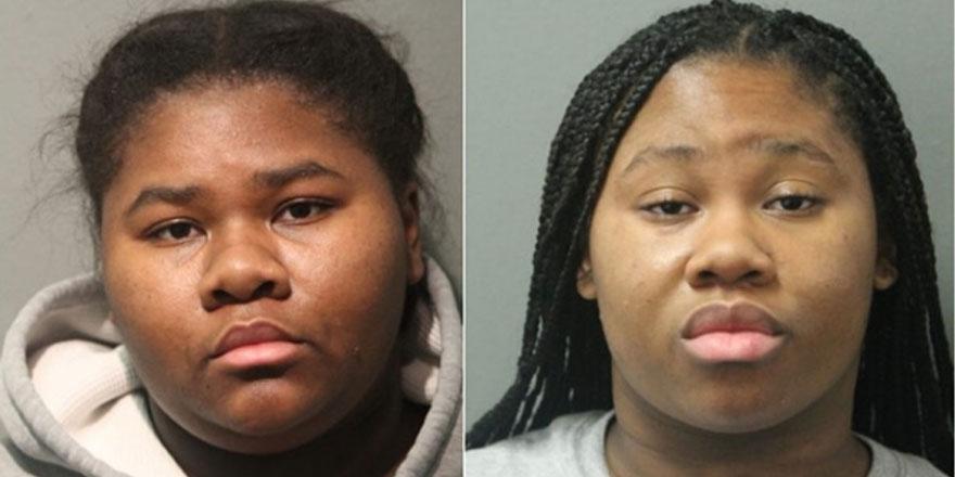 ABD'de iki kız kardeş, maske uyarısı yapan güvenlik görevlisini bıçakladı