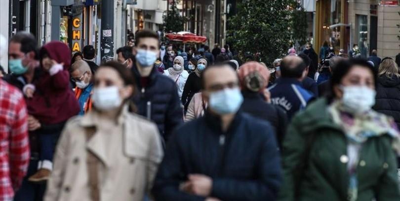 Türkiye'de 6 bin 670 yeni vaka, 112 can kaybı