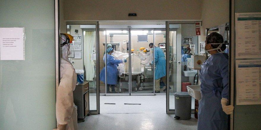 İki Covid-19 hastası yoğun bakıma alındı!
