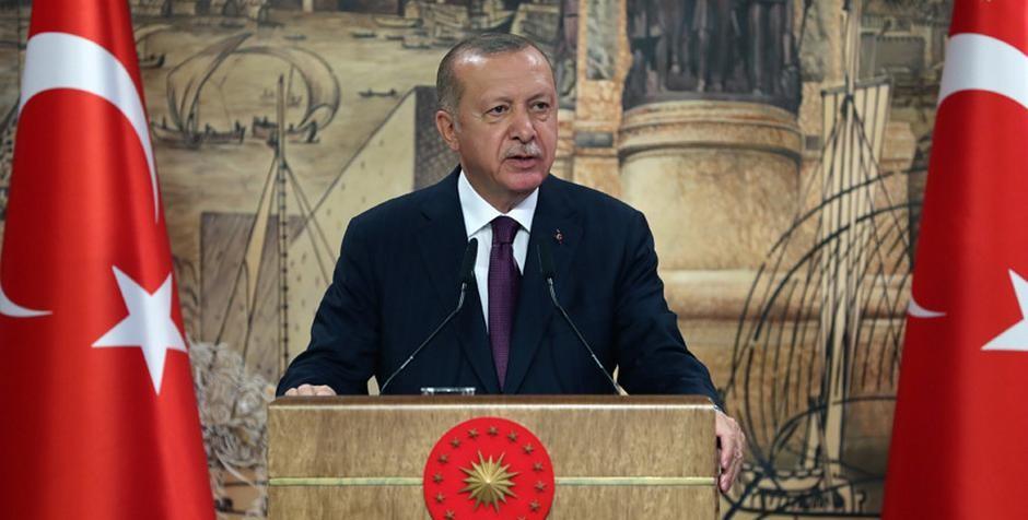 "Erdoğan: ""CHP, süzme faşist bir partidir"""