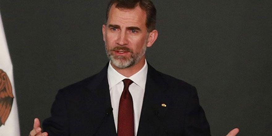 İspanya Kralı, tedbir amaçlı kovid-19 karantinasına girdi