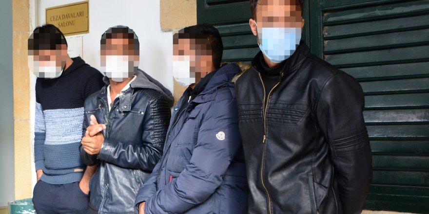 Kaçaklar üniversite öğrencisi çıktı