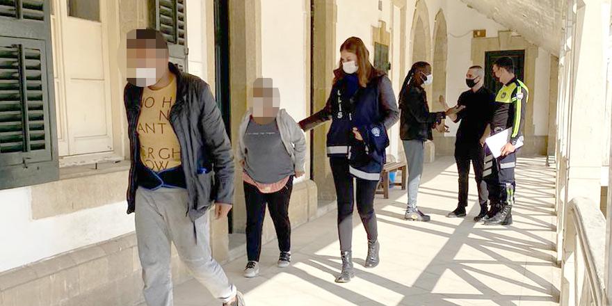 Lefkoşa'daki hırsızlık mahkemeye taşındı