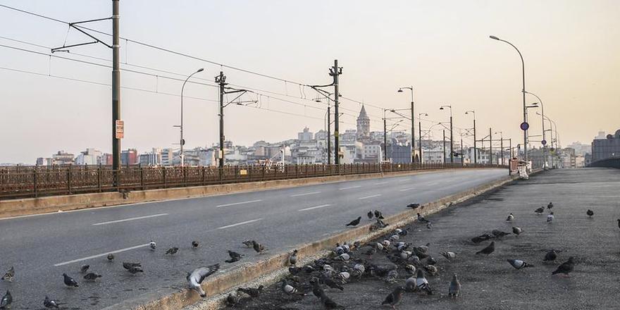 Türkiye'de yeni kapanma önlemleri