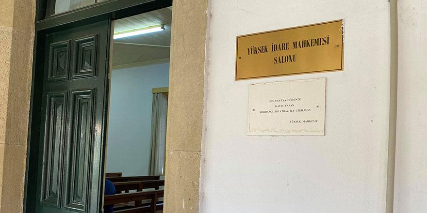 Ad Hoc Komite davası 20 Eylül'e ertelendi