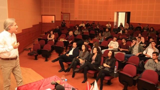YDÜ Marka Stratejileri Yönetimi Konferansı'nın konuğu Arkan Oryal Özbay