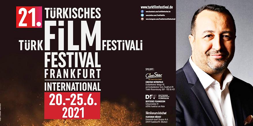 Kasap, Uluslararası Frankfurt Türk Filmleri Festivali jürisinde
