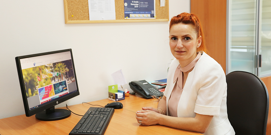"""LAÜ Akademisyeni Türkeri, """"Kanser Oluşumunda Çevresel Faktörler"""" konusuna değindi"""