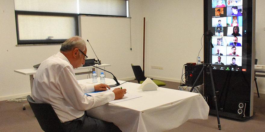 Güngördü, Birleşmiş Kentler ve Yerel Yönetimler toplantısına katıldı