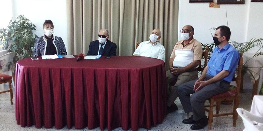 Engelliler federasyonu, 15 maddelik istem paketini açıkladı