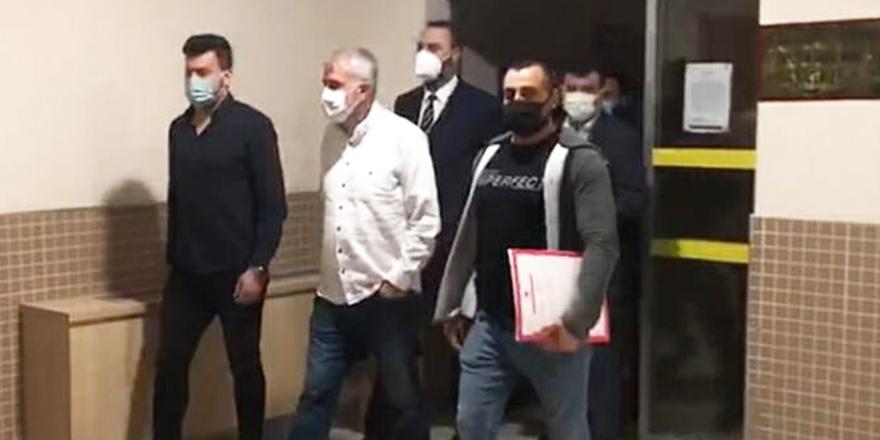 Atilla Peker serbest bırakıldı