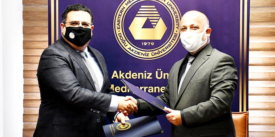 DAÜ ile İŞAD arasında iş birliği protokolü imzalandı