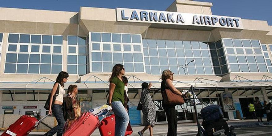23 Bin 251 Kıbrıslı seyahat etti