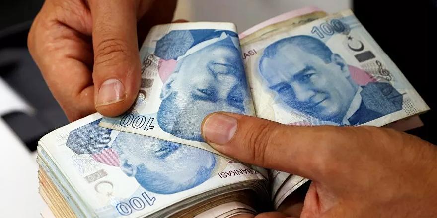Bütçe, ağustosta 40.8 milyar lira fazla verdi