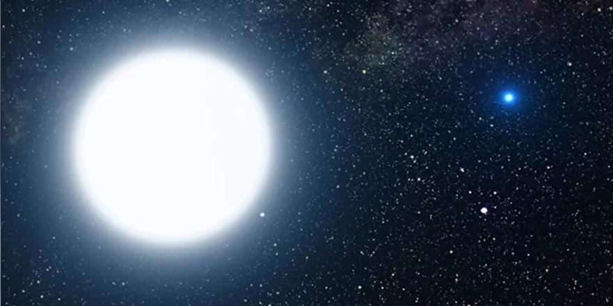 Şimdiye kadarki en ağır ve en küçük beyaz cüce yıldızı keşfedildi