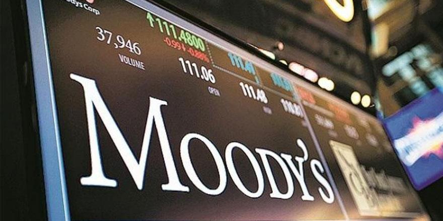 Moody's Türkiye ekonomisinin büyümesini bekliyor