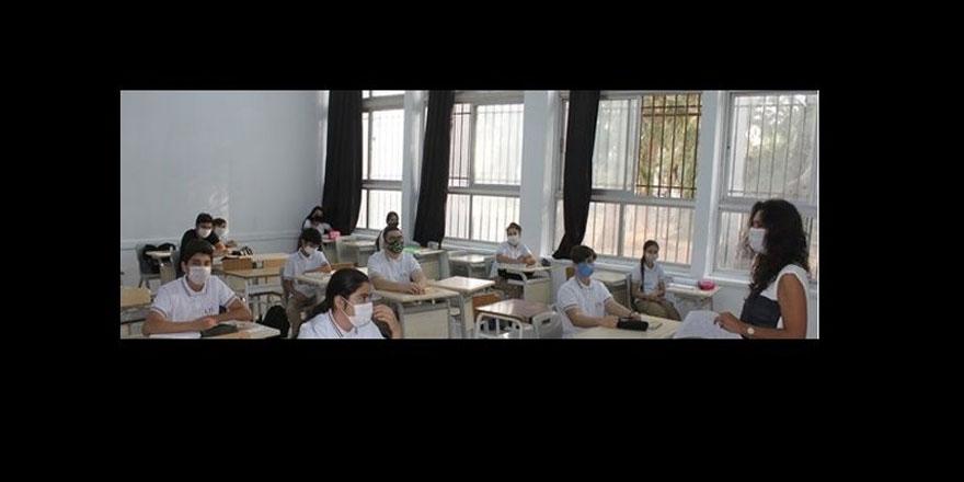 50 bin öğrenci okullarda