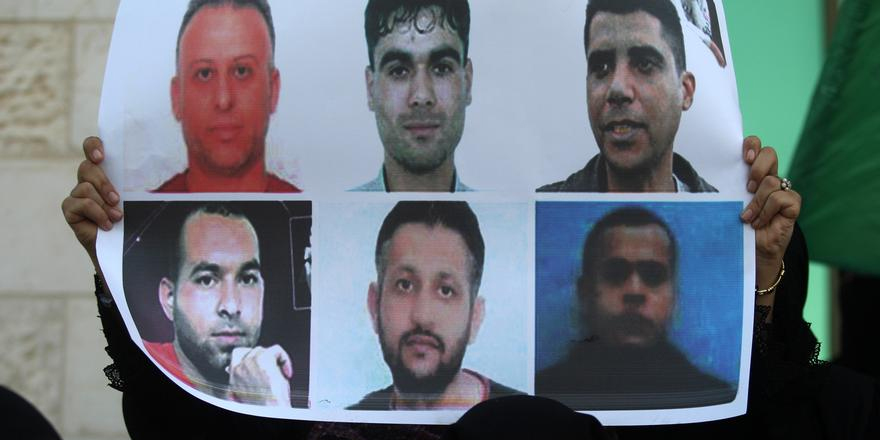 İsrail, Filistinli mahkûmlardan son ikisini de yakaladı