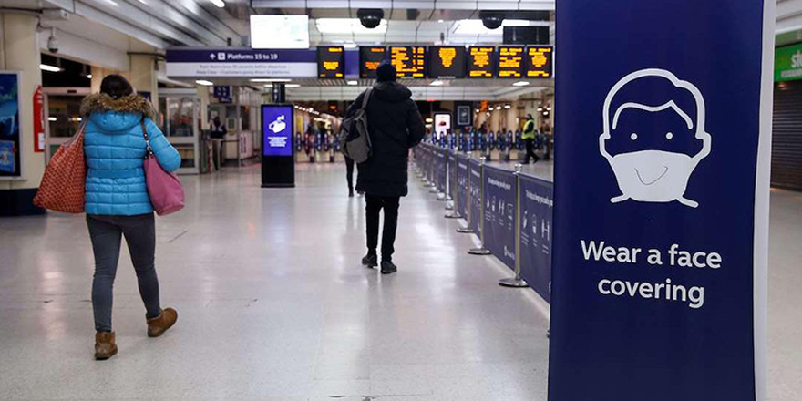 Türkiye'den İngiltere'ye giden yolculara otel yerine evde karantina dönemi