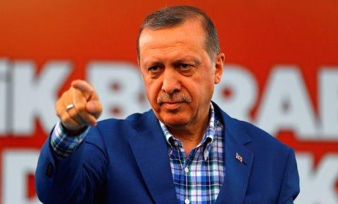 """Erdoğan'dan Barzani'ye: """"Bir gece ansızın gelebilirim"""""""