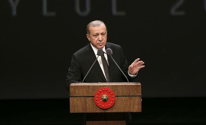 Erdoğan: Askeri seçenek dahil tüm ihtimaller masada
