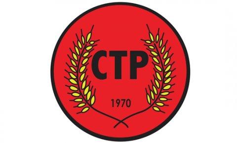 CTP Dışişleri Bakanı Ertuğruloğlu'nu eleştirdi