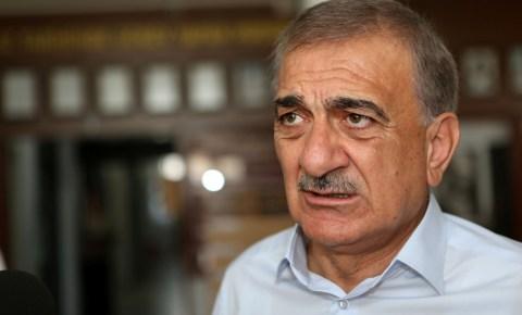 DP Milletvekili Arabacıoğlu apandisit ameliyatı oldu